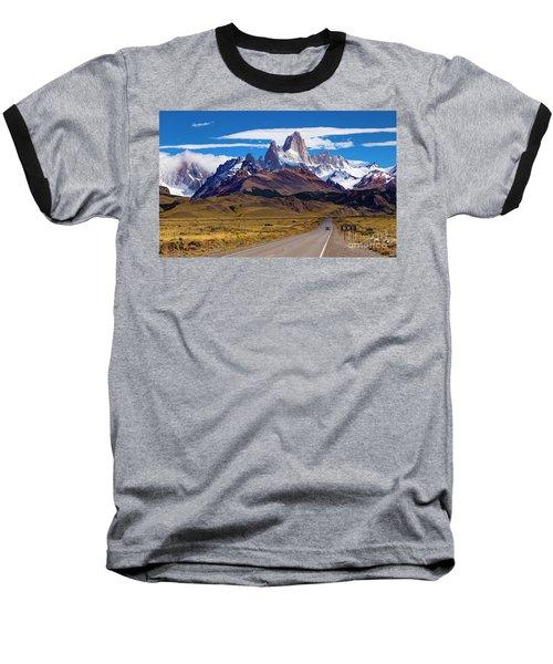 El Chalten 0001 Baseball T-Shirt