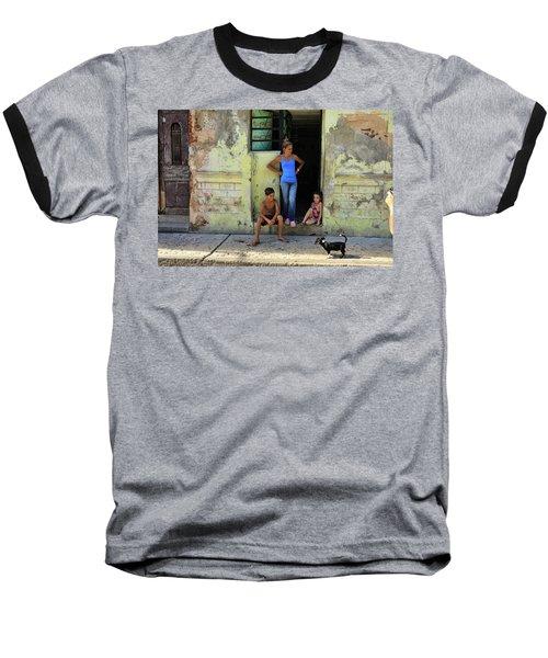 El Familia Baseball T-Shirt