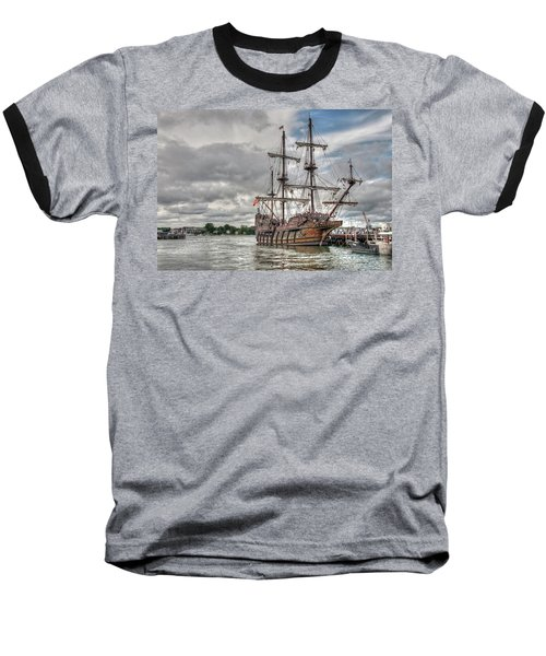 El Galeon Andalucia In Portsmouth Baseball T-Shirt