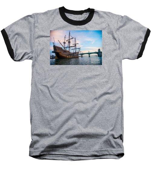 El Galeon Baseball T-Shirt
