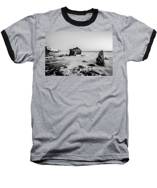 El Matador State Beach Baseball T-Shirt