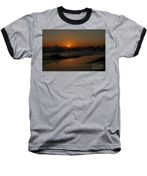 El Matador Sunset Baseball T-Shirt by Ivete Basso Photography
