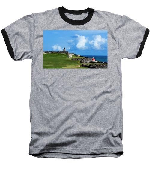 El Morro Baseball T-Shirt