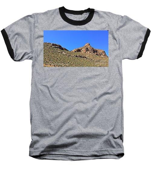 Baseball T-Shirt featuring the photograph El Paso's  Pali - No. 2016 by Joe Finney