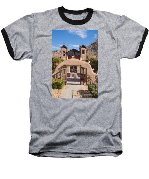 El Santuario De Chimayo Church Baseball T-Shirt
