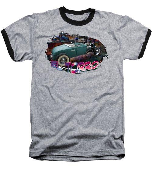 El Torro Baseball T-Shirt
