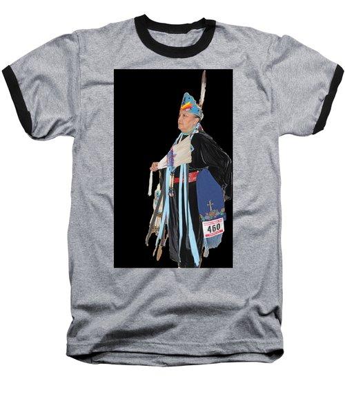 Elder Dancer Baseball T-Shirt