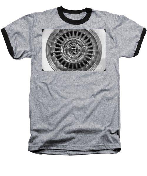 Baseball T-Shirt featuring the photograph Eldorado Monotone by Dennis Hedberg
