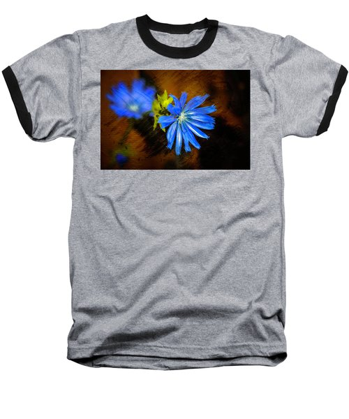 Electric Blue Baseball T-Shirt