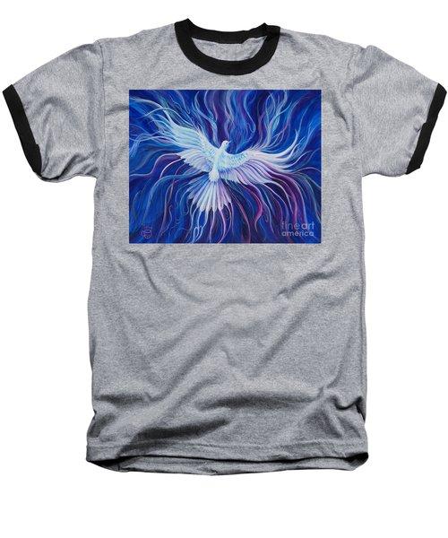 Eperchomai Baseball T-Shirt