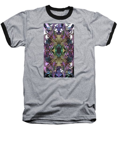 Electric Eye 2 Baseball T-Shirt