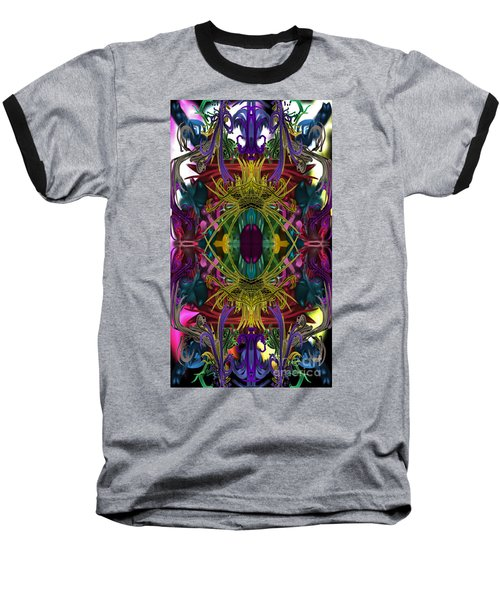 Electric Eye Baseball T-Shirt