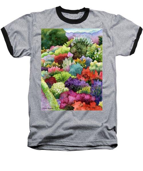 Electric Garden Baseball T-Shirt
