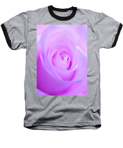 Electric Pink Baseball T-Shirt