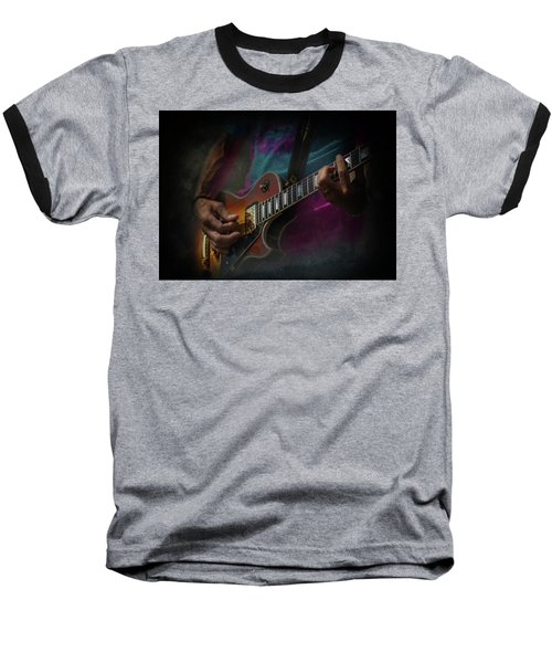 Live In Concert Baseball T-Shirt