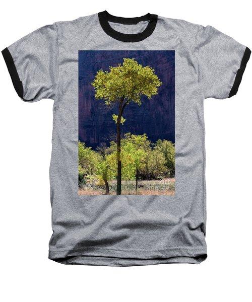 Elegance In The Park Utah Adventure Landscape Photography By Kaylyn Franks Baseball T-Shirt