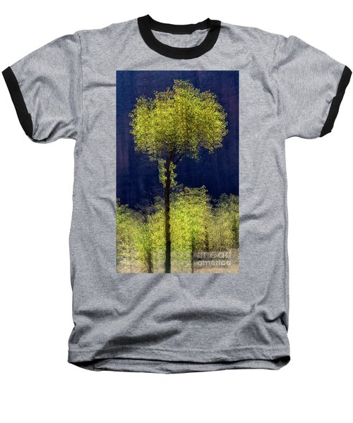 Elegance In The Park Vertical Adventure Photography By Kaylyn Franks Baseball T-Shirt