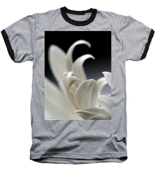 Elegance Baseball T-Shirt by Lauren Radke