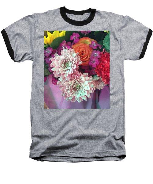 Elegant And Romantic Baseball T-Shirt