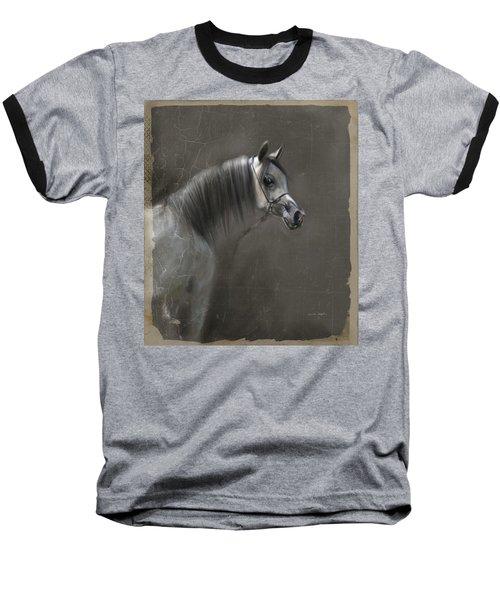 Baseball T-Shirt featuring the digital art Elegance  by Dorota Kudyba