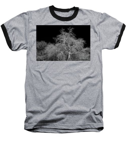 Baseball T-Shirt featuring the photograph Element Of Purity by Vicki Pelham