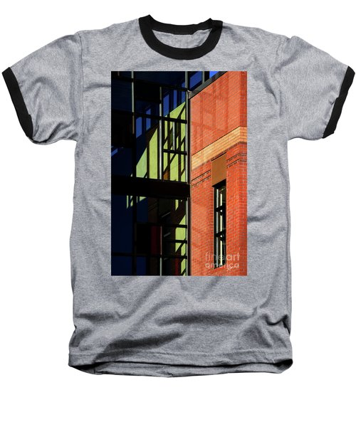 Baseball T-Shirt featuring the photograph Element Of Reflection by Vicki Pelham