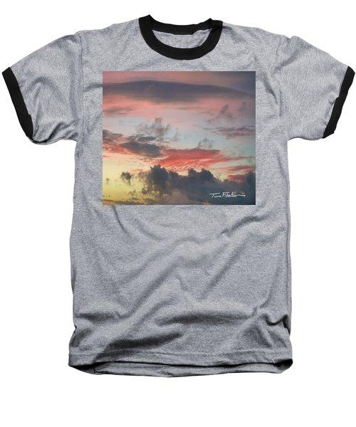 Elemental Designs Baseball T-Shirt by Tim Fitzharris