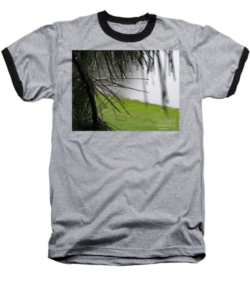 Baseball T-Shirt featuring the photograph Elements by Greg Patzer