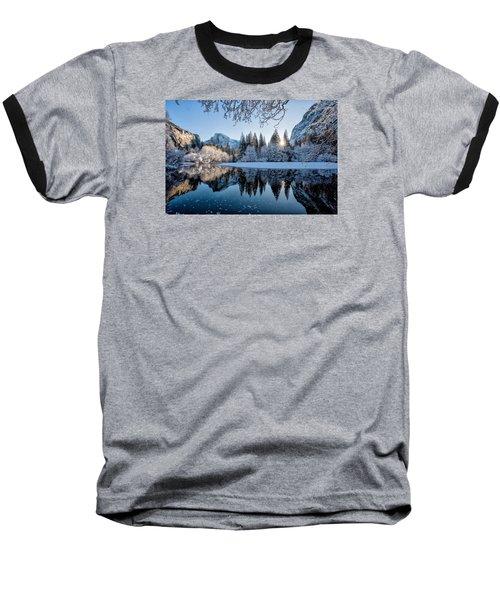 Granite Sunrise Baseball T-Shirt