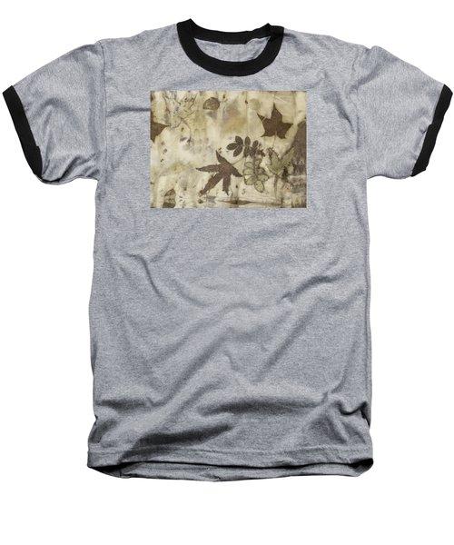 elements of autumn II Baseball T-Shirt by Carolyn Doe