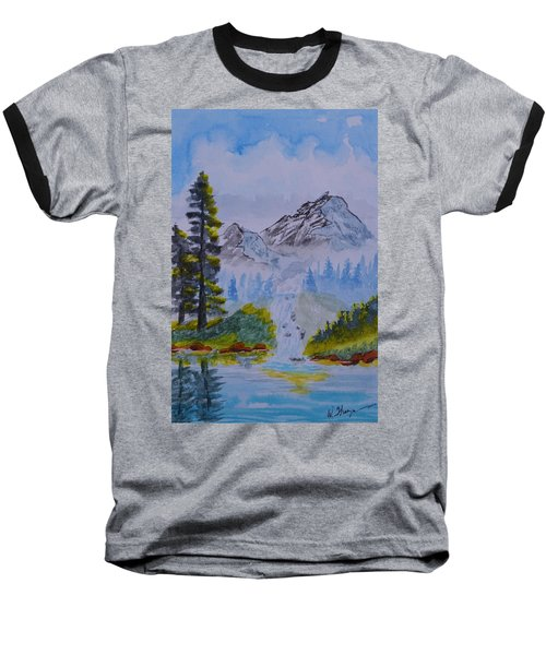 Elements Of Nature 2 Baseball T-Shirt