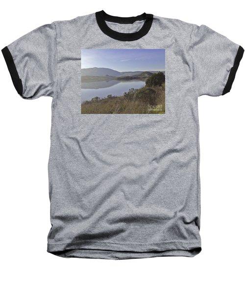 Elephant Hill In Mist Baseball T-Shirt