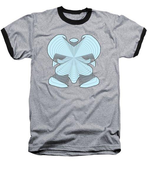 Elephant In The Room Baseball T-Shirt