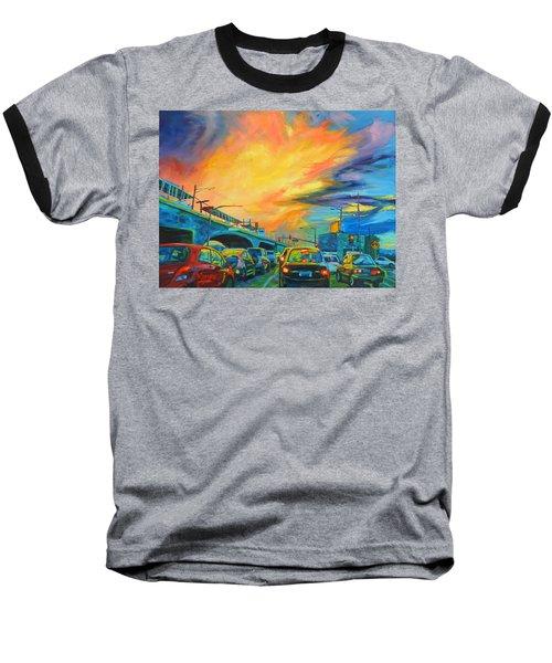 Elevated Baseball T-Shirt by Bonnie Lambert