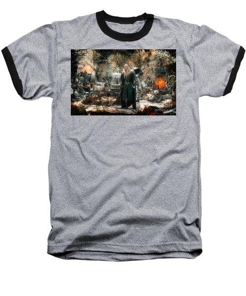 Elf King Thranduil  Baseball T-Shirt