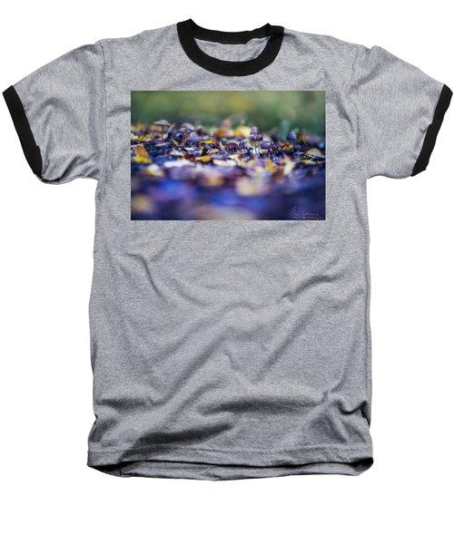 Elfin World Baseball T-Shirt