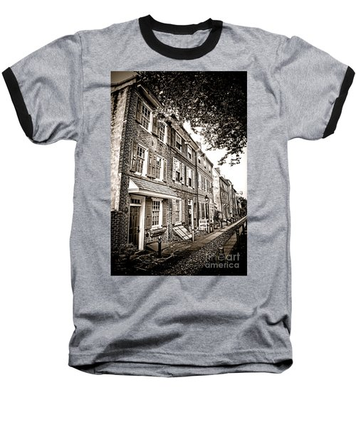 Elfreth Alley  Baseball T-Shirt