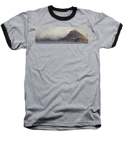Elgol 16x5 Panorama Baseball T-Shirt