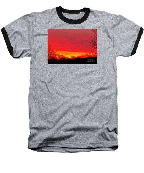 Elijahs Host Baseball T-Shirt