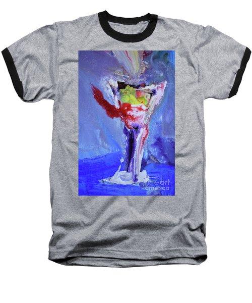 Elixir Of Life II Baseball T-Shirt by Amara Dacer