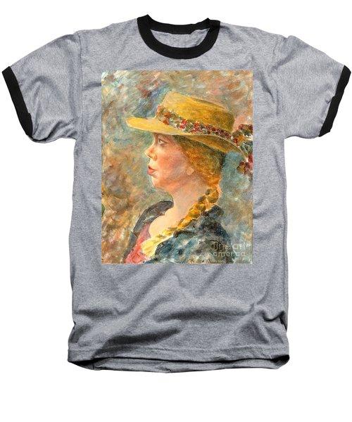 Elizabeth Baseball T-Shirt