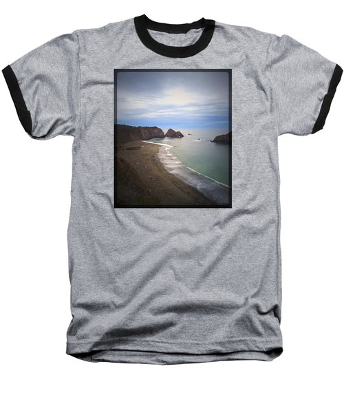 Elk Beach Baseball T-Shirt