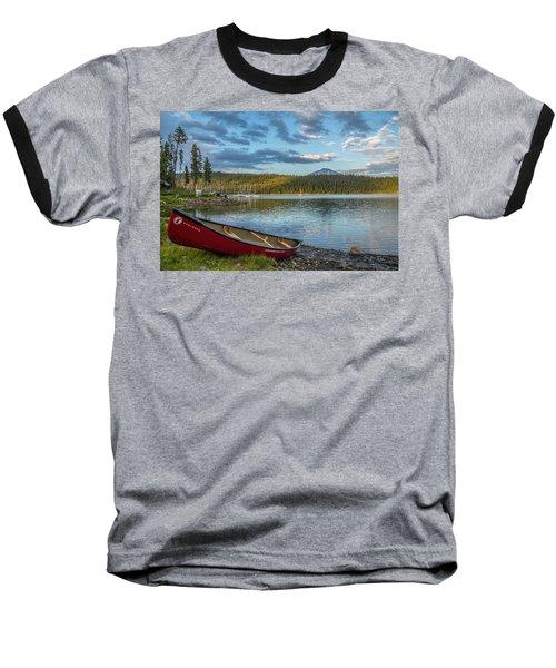 Elk Beach Memories Baseball T-Shirt