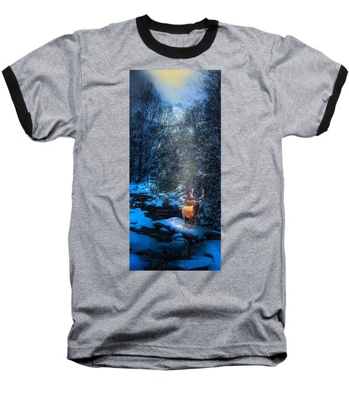Elk Creek Baseball T-Shirt by J Griff Griffin