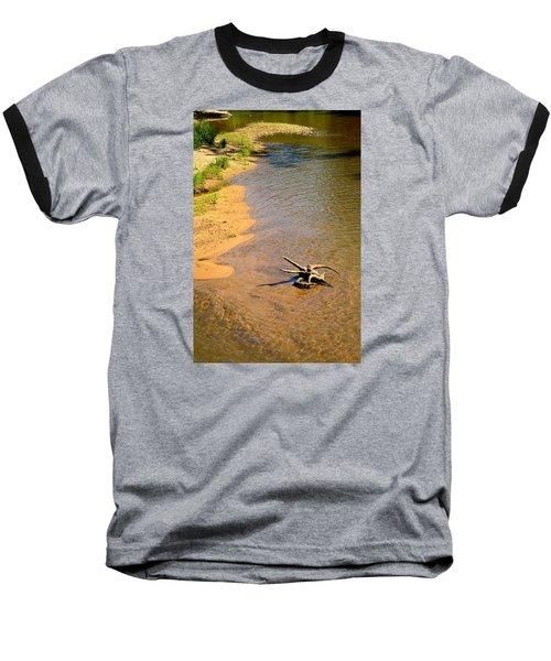 Elk River Driftwood Baseball T-Shirt
