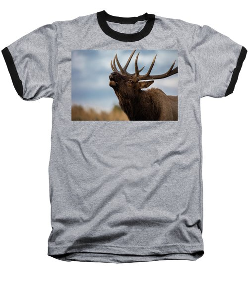 Elk's Screem Baseball T-Shirt