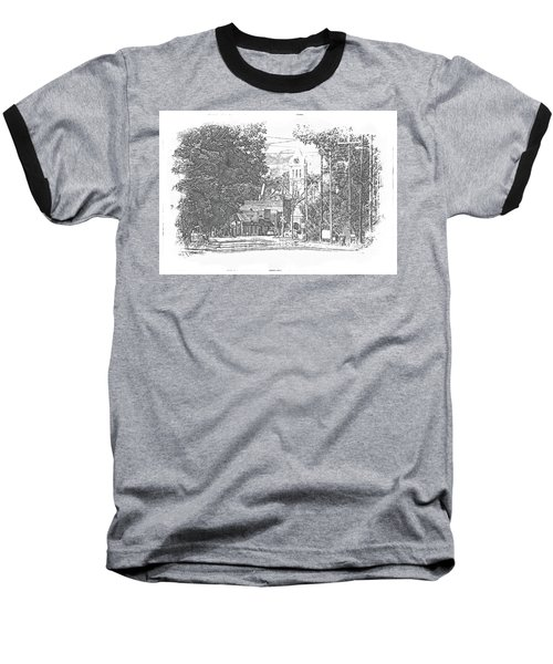 Ellaville, Ga - 1 Baseball T-Shirt