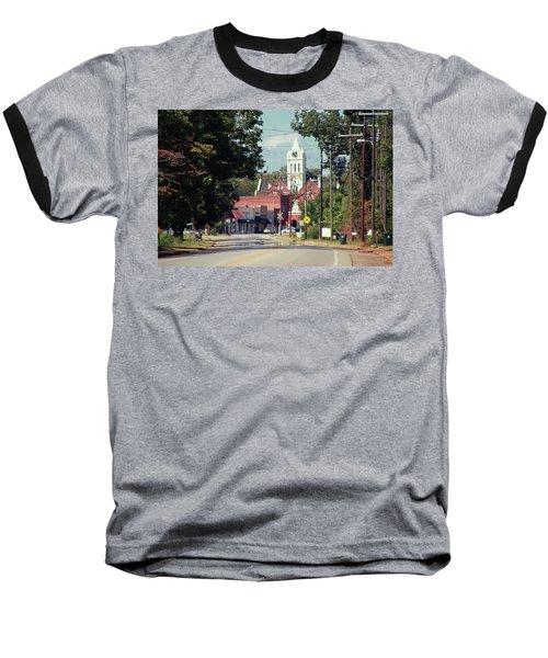 Baseball T-Shirt featuring the photograph Ellaville, Ga - 2 by Jerry Battle
