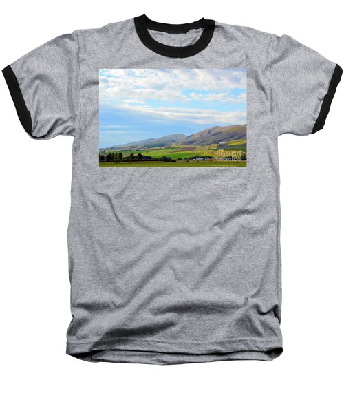 Ellensburg - Manastash Ridge Baseball T-Shirt