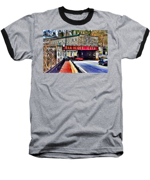 Ellicott City Baseball T-Shirt